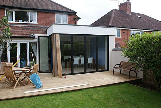 Kitchen Extensions And Refurbishment Services In Birmingham